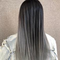 ロング 外国人風カラー デート ストリート ヘアスタイルや髪型の写真・画像