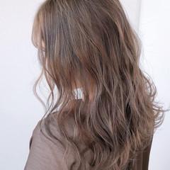 髪質改善トリートメント セミロング 髪質改善 髪質改善カラー ヘアスタイルや髪型の写真・画像