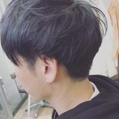 黒髪 ショート 坊主 マッシュ ヘアスタイルや髪型の写真・画像