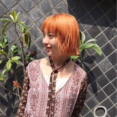 外ハネ ヘアアレンジ こなれ感 簡単ヘアアレンジ ヘアスタイルや髪型の写真・画像