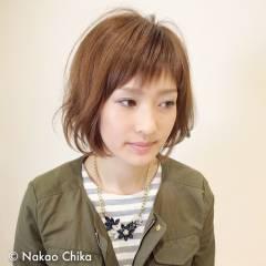 春 ストリート ウェットヘア ゆるふわ ヘアスタイルや髪型の写真・画像