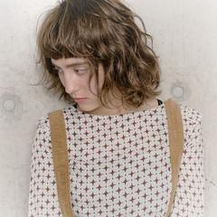 アンニュイほつれヘア グレージュ デート フェミニン ヘアスタイルや髪型の写真・画像