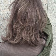 ハイライト 外国人風カラー アッシュ ストリート ヘアスタイルや髪型の写真・画像
