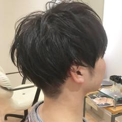 メンズカット メンズ ショート 刈り上げ ヘアスタイルや髪型の写真・画像