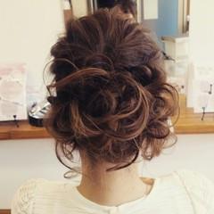 フェミニン 外国人風 大人かわいい ミディアム ヘアスタイルや髪型の写真・画像