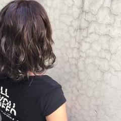ハイライト 外国人風 ストリート グラデーションカラー ヘアスタイルや髪型の写真・画像