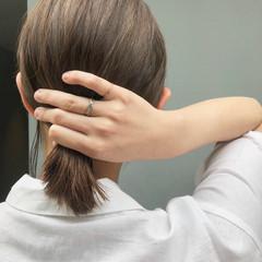 アンニュイほつれヘア オフィス デート 大人かわいい ヘアスタイルや髪型の写真・画像
