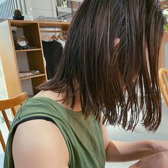 ハイライト グラデーションカラー グレーアッシュ 3Dハイライト ヘアスタイルや髪型の写真・画像