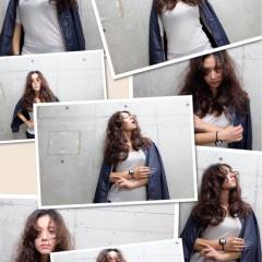 ロング ヘアスタイルや髪型の写真・画像