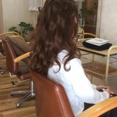 ロング ヘアアレンジ ショート ゆるふわ ヘアスタイルや髪型の写真・画像