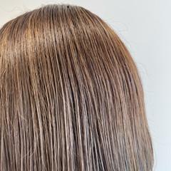 ボブ ミニボブ ショートヘア 切りっぱなしボブ ヘアスタイルや髪型の写真・画像
