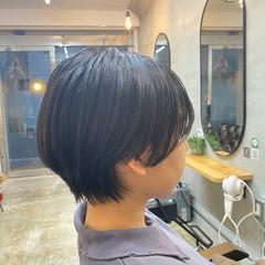 小顔ショート ショート ハンサムショート 小顔ヘア ヘアスタイルや髪型の写真・画像