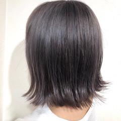 ダブルカラー ボブ ブリーチ ガーリー ヘアスタイルや髪型の写真・画像