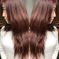 艶髪 秋 透明感 ナチュラル ヘアスタイルや髪型の写真・画像