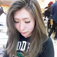 ストリート 渋谷系 ロング 暗髪 ヘアスタイルや髪型の写真・画像