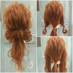 コンサバ 春 モテ髪 大人かわいい ヘアスタイルや髪型の写真・画像