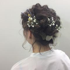 リラックス デート 女子会 ヘアアレンジ ヘアスタイルや髪型の写真・画像