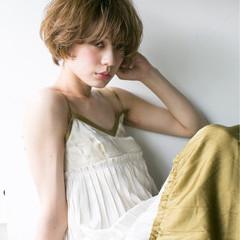 ピュア ストリート アッシュ ハイライト ヘアスタイルや髪型の写真・画像