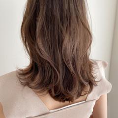 デートヘア ナチュラル 大人可愛い モテ髪 ヘアスタイルや髪型の写真・画像