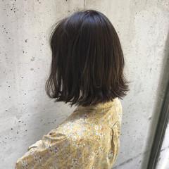 モード ブルージュ ボブ 外国人風カラー ヘアスタイルや髪型の写真・画像