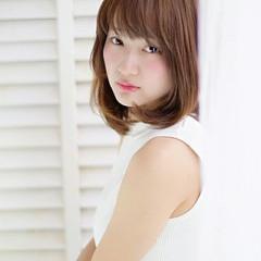 外国人風 ブラウン 大人かわいい 抜け感 ヘアスタイルや髪型の写真・画像
