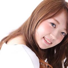 ハイライト ヘアアレンジ グラデーションカラー 前髪あり ヘアスタイルや髪型の写真・画像