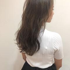 フェミニン 透明感 オフィス デート ヘアスタイルや髪型の写真・画像