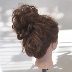大人かわいい ヘアアレンジ ゆるふわ ナチュラル ヘアスタイルや髪型の写真・画像