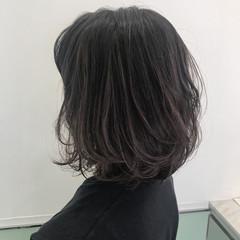 ストリート グレー 3Dカラー ダブルカラー ヘアスタイルや髪型の写真・画像