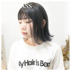 夏 ヘアアレンジ ボブ 色気 ヘアスタイルや髪型の写真・画像