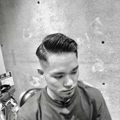 メンズヘア ショート ナチュラル スキンフェード ヘアスタイルや髪型の写真・画像