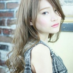 外国人風 フェミニン ガーリー 大人かわいい ヘアスタイルや髪型の写真・画像