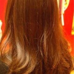 上品 大人かわいい デジタルパーマ 縮毛矯正 ヘアスタイルや髪型の写真・画像