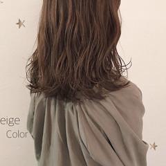大人可愛い ミディアム ナチュラル 大人女子 ヘアスタイルや髪型の写真・画像