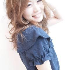 大人かわいい モテ髪 コンサバ フェミニン ヘアスタイルや髪型の写真・画像