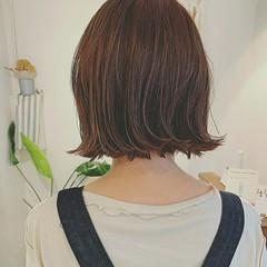 ハイライト アンニュイほつれヘア ゆるふわ ナチュラル ヘアスタイルや髪型の写真・画像