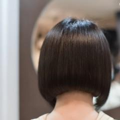 大人ヘアスタイル ナチュラル ヘアケア ボブ ヘアスタイルや髪型の写真・画像