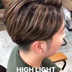 ストリート ショート 外国人風 ショートヘア ヘアスタイルや髪型の写真・画像