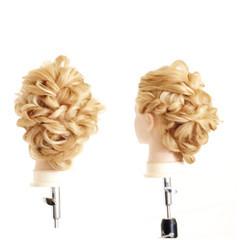外国人風 くせ毛風 ヘアアレンジ 簡単ヘアアレンジ ヘアスタイルや髪型の写真・画像