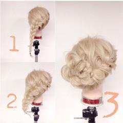 ゆるふわ ヘアアレンジ 簡単ヘアアレンジ ショート ヘアスタイルや髪型の写真・画像