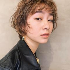 似合わせカット PEEK-A-BOO パーマ 阿藤俊也 ヘアスタイルや髪型の写真・画像