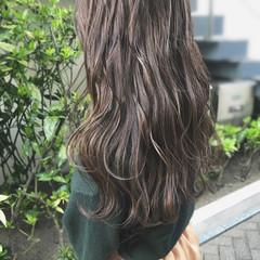 ロング 外国人風カラー 360度どこからみても綺麗なロングヘア ナチュラル ヘアスタイルや髪型の写真・画像