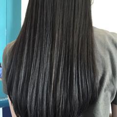 ストリート 暗髪 アッシュ 透明感 ヘアスタイルや髪型の写真・画像