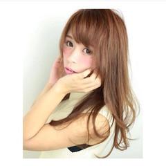 大人女子 ワンカール ナチュラル ガーリー ヘアスタイルや髪型の写真・画像