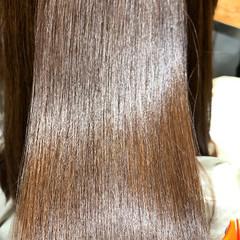 髪質改善 ナチュラル 最新トリートメント ロング ヘアスタイルや髪型の写真・画像