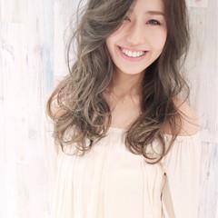冬 大人かわいい モテ髪 フェミニン ヘアスタイルや髪型の写真・画像
