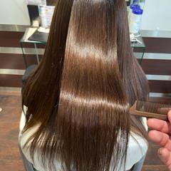 艶髪 髪質改善トリートメント 最新トリートメント トリートメント ヘアスタイルや髪型の写真・画像