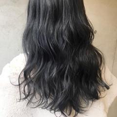 ブルージュ ストリート ダークアッシュ ブリーチ ヘアスタイルや髪型の写真・画像