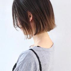 ストリート ハイライト アッシュ アウトドア ヘアスタイルや髪型の写真・画像