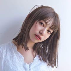 小顔 似合わせ グレージュ 外国人風カラー ヘアスタイルや髪型の写真・画像